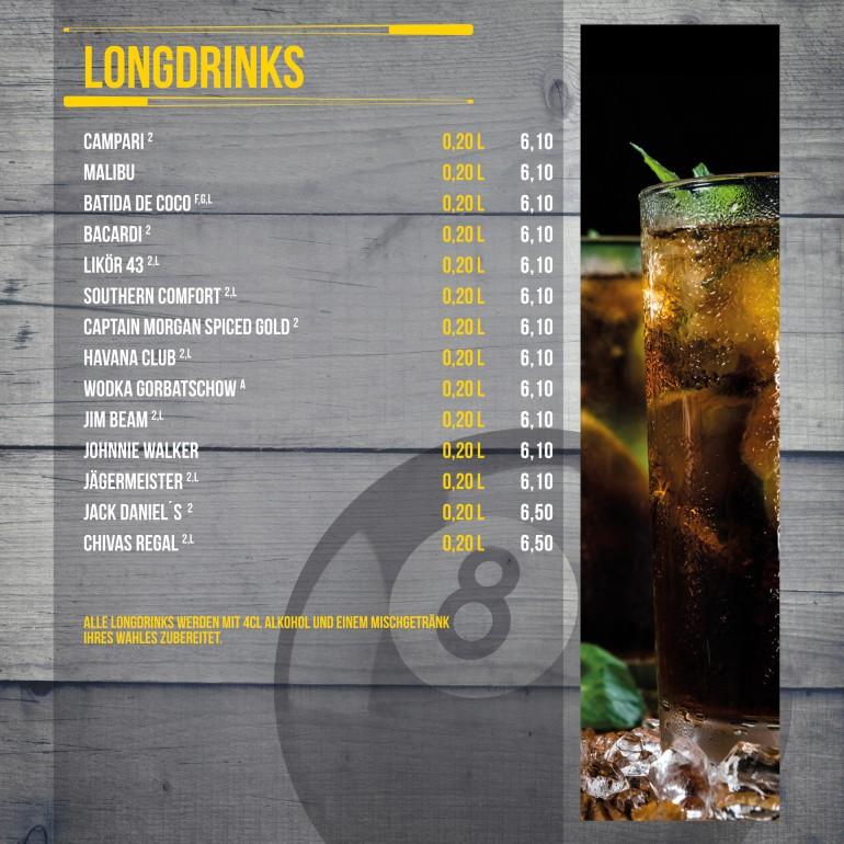 Longdrinks